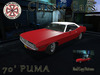 [AIKIOTO] Puma Convertible