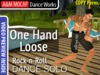 A&M: One Hand Loose - solo dance (BENTO hands) :: Traditional Rock-n-Roll, Retro Dance :: #TAGS - twist, vintage