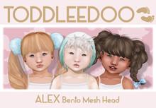 *TD* Baby Mesh Head #Bento - ALEX