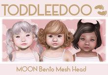 *TD* Baby Mesh Head #Bento - MOON
