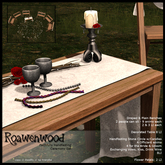 {RW} Faithfully Handfasting Ceremony Set