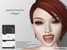 Bento Adjustable Facial Pose - Laugh