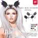 -FABIA- Bezel accessory <Wings>