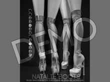 DEMO - Pure Poison - Natalie Boots Ad - ons for Belleza, Maitreya, SLINK High Feet