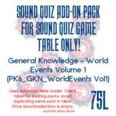 PK6_GKN_WorldEventsVol1 add on pack