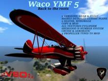 WACO YMF 5