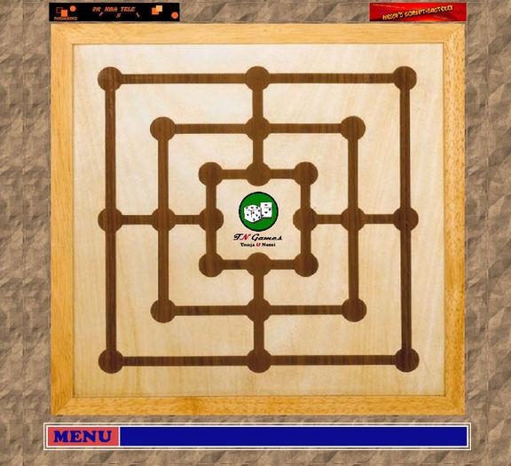 TNG - Muehle (2 Spieler)