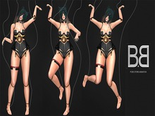 [B.B]-Pose Pack Doll-