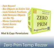ZEROPRIM REGIONAL TEMP REZZER v4.4.4