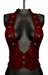 DE Designs - Kara Vest - Red