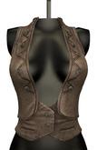 DE Designs - Kara Vest - Tan