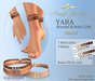 Amacci Jewelry - Yara Cuffs (Natural)