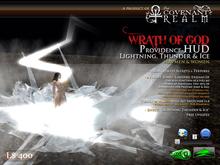 [:TCR:] Providence HUD v1.0 : Lightning & Ice Effects (Jump & Landing Enhancer)