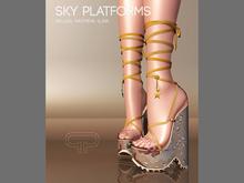 Pure Poison - Sky Platforms Ad - ons for Belleza, Maitreya, Slink High Feet