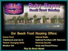 Housing Rentals, Ruby Bayou - Peace Haven Communities