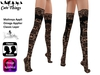 [CT] Lingerie - Laced Stocking with  Bow - Omega - Maitreya - Classic