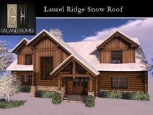Laurel Ridge Snow Roof - Package