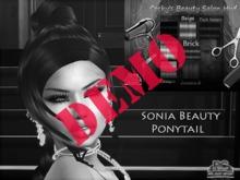 {RC}Sonia Beauty Ponytail DEMO