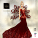 ::TD:: Solstice Gown with Appliers ~ Red [Maitreya,Belleza,Omega,TMP,Slink,Classic]