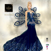 ::TD:: Solstice Gown with Appliers ~ Blue [Maitreya,Belleza,Omega,TMP,Slink,Classic]