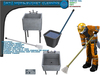 [:AT:] Mop & Bucket Cleaning System