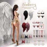 #14 Blueberry - Angelberry -Common- Panties - Pure -Maitreya-