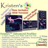 Kristen's @ - Fennux Advanced Profiler