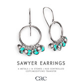 Cae :: Sawyer :: Earrings [bagged]