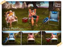 .: CHEZ MOI :.  Chairs Pastel PoolFun