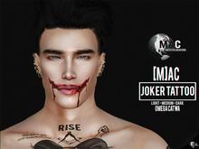 [M]A.C. [D]ESIGN & Joker [Wear]