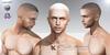 i.mesh - Hairbase#7 GREY&FROST/tintable - CATWA/OMEGA/BOM