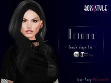 .::Boss Style::.  Shape  Ariana for bento Magy Catwa
