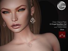 Ghee Original L'il Angels Set  ~ SILVER