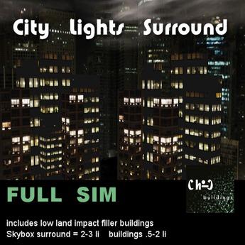 Full Sim City Night Surround