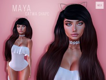 M.O.X - Maya Shape (CATWA Catya) (Wear me)