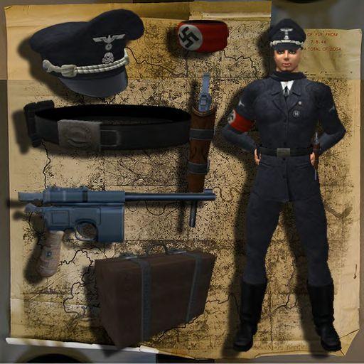 German Uniform WW2/2