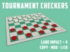 Play Tournament Checkers (LI=4)