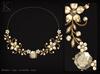 (Kunglers) Simara necklace - crystal