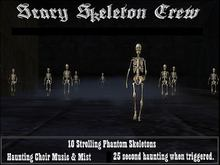 Scary Skeleton Crew - Spooky!