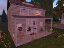 Designer Prims: Cottage, prefab, house