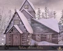 +Spellbound+ Winter Solstice Cabin - Light - Wear