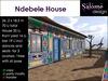 Ndebele House - African House