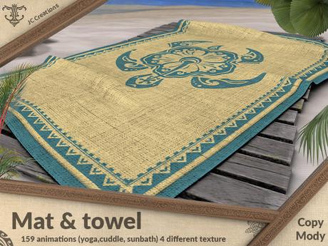 Mat & towel (PG) (++160 animations) .:JC:.