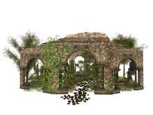 MSD - Courtyard Garden - Where Angels Dwell  (200 LI) C/M