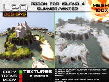 Island4addon winter-summer