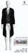 GIZ SEORN - Rick Coat Cashmere [Black]