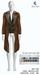 GIZ SEORN - Rick Coat Cashmere [Camel]