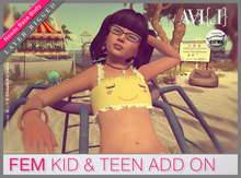♥ AVI{L} FEM Kids & Teens Add On (female)