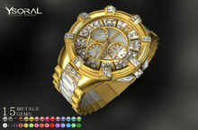 ~~ Ysoral ~~ .: Luxe  watch Olympe:.