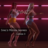Sync'd Motion__Inspired - Lemon II BENTO Pack